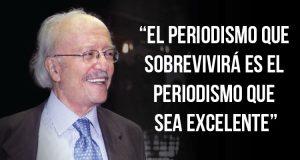 dario 300x160 - La reinvención del periodismo, según Javier Darío Restrepo