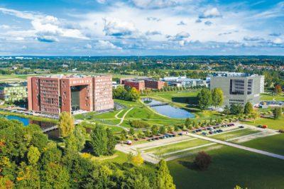 universidad verde - Así funciona la universidad más verde del mundo