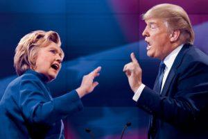 Clinton Trump 696x464 300x200 - 'Haciendo lo correcto también se pueden ganar unas elecciones': Goff