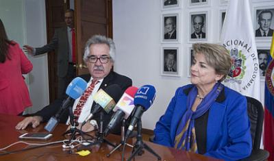 Dolly Montoya rectora U Nacional - Por primera vez una mujer ocupa el cargo de rectora de la Universidad Nacional