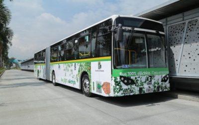 image content 30765208 20180403144305 - Sistema masivo de Medellín estrena su primer bus eléctrico