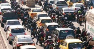 motocicletas 300x158 - El movimiento de la motocicleta en Colombia