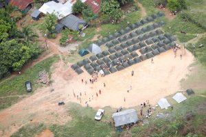 albergue 300x200 - Hidroituango: movimientos en la montaña alertan a las comunidades