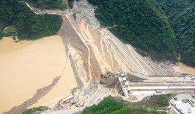 hidroituango colprensa - Daniel Quintero Calle: Hidroituango empezó a caerse desde el día que se adjudicó