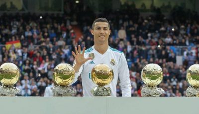 5a78af8e9801b - Ronaldo hace realidad el sueño de un niño que ansiaba saludarlo (Whatssapp de Notisuper//Juan P.)