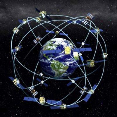 gps satelite - El futuro en presente:  La navegación por GPS