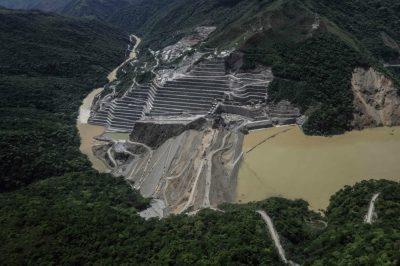 hidroituango 12 - Epm dice que se disminuyeron los riesgos de avalancha en Hidroituango