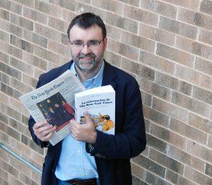 """nafria portada 300x262 - """"El lector debe ser el centro del periodismo"""""""