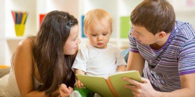 5b5e89f02defd 1 - Enseñar a hablar: los errores que no deben cometer los padres