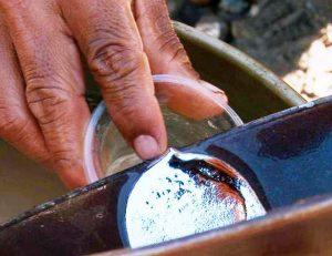 AgenciaUN 1203 1 19 300x231 - El mercurio en los ríos de Quibdó hizo que los pescadores guardaran sus atarrayas