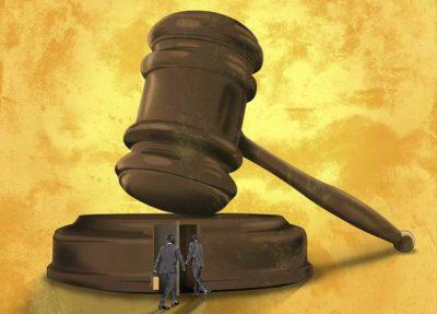 blu radio martillo justicia rama judicial afp  - Corte obliga a bancos a contratar intérpretes para ciegos y sordos