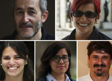 fotos invitados 1 360x260 - Conoce a los invitados a El Otro: II Encuentro de Periodismo Emprendedor e Innovador