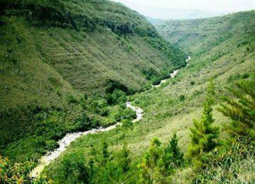 se oponen a proyecto hidroelectrico sobre rio mogoticos 360x260 - Explotación minera pone en riesgo ambiental el río Mogoticos en Santander