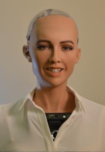 SOPHIA ROBOT CARTAGENA COLOMBIA 207x300 - Sophia, la robot humanoide que está de visita en Cartagena