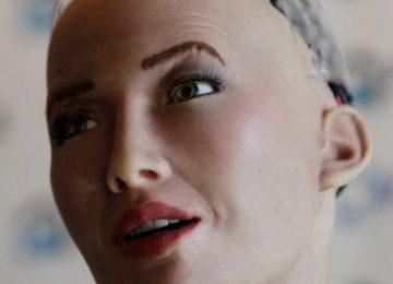 robot sophia 360x260 - Sophia, la robot humanoide que está de visita en Cartagena