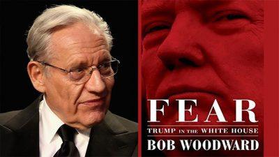 """5b744e226e163.image  - Desde hoy """"Miedo:Trump en la Casa Blanca"""",el libro de Bob Woodward.(www.NTN24.com)"""