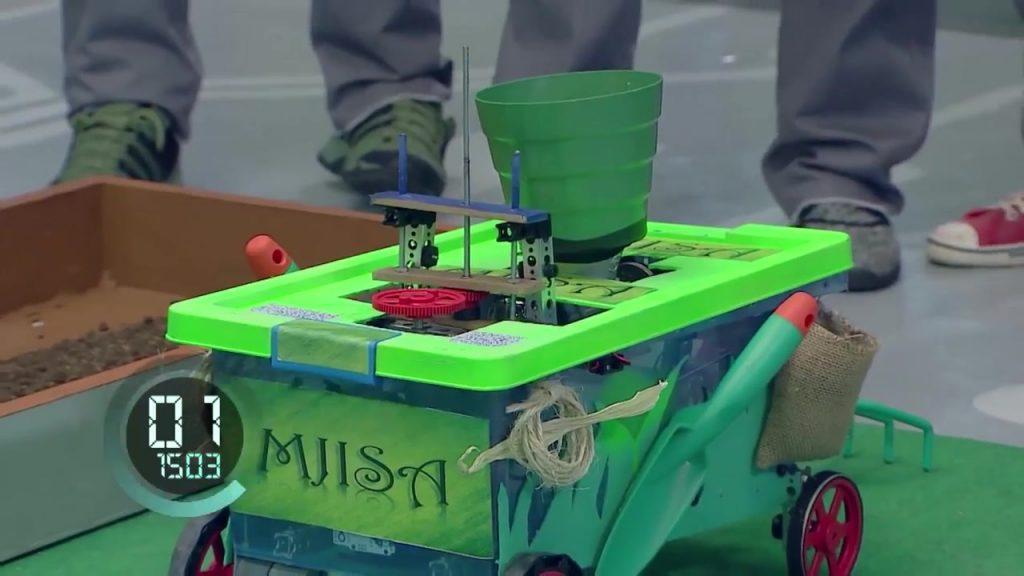 ROBOTICOS PROYECTOS FINALISTAS REALITY ROBOTICA 3 1024x576 - Caldono y su robot agricultor: los ganadores de Robóticos