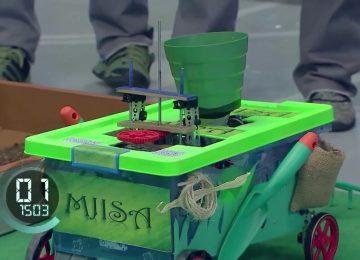 ROBOTICOS PROYECTOS FINALISTAS REALITY ROBOTICA 3 360x260 - Caldono y su robot agricultor: los ganadores de Robóticos