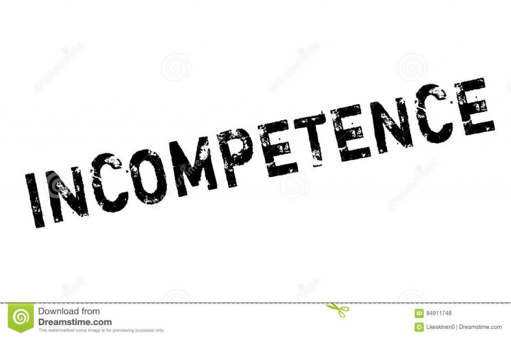 sello de goma de la incompetencia 84911748 1024x677 - Ineptos de todos los países: ¡uníos!