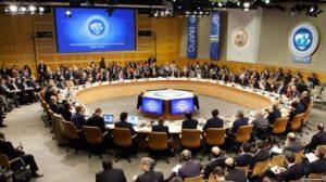 Fondo Monetario Internacional FMI Twitter LRZIMA20180716 0015 11 300x168 - El FMI predice que EE UU  será el gran perdedor de la guerra comercial