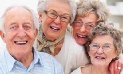 ancianos - País de octogenarios