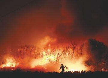 incendio temadeldia 1539035962 360x260 - ONU urge a tomar medidas drásticas para evitar más de 1,5 °C