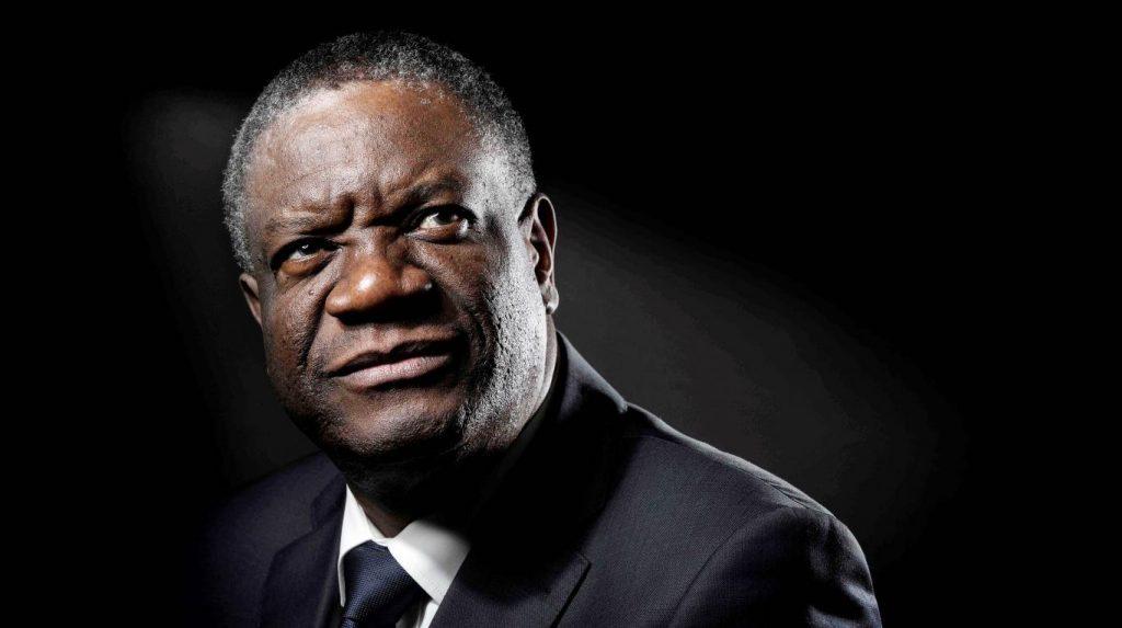 """mukwege 1024x573 - Quién es Denis Mukwege, el """"doctor milagro"""" que lucha por """"reparar"""" a las mujeres violadas"""