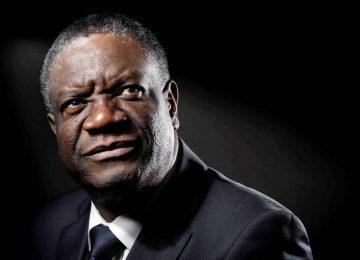 """mukwege 360x260 - Quién es Denis Mukwege, el """"doctor milagro"""" que lucha por """"reparar"""" a las mujeres violadas"""