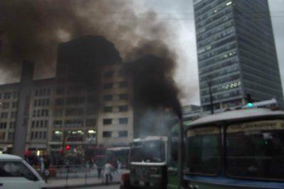 """aire bogota - Científicos analizaron durante un año el aire """"enfermo"""" de Bogotá"""
