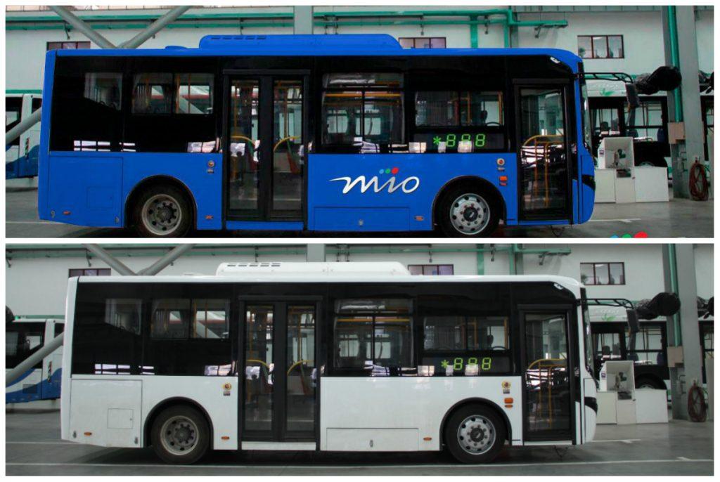 collage2 9 1024x686 - Buses eléctricos: ¿por qué en Cali y Medellín sí, y en Bogotá no?