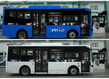 collage2 9 360x260 - Buses eléctricos: ¿por qué en Cali y Medellín sí, y en Bogotá no?