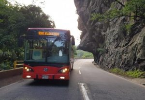 transmilenio electrico 0 r0 300x206 - Admiten tutela de fabricante de buses eléctricos por último lote de Transmilenio