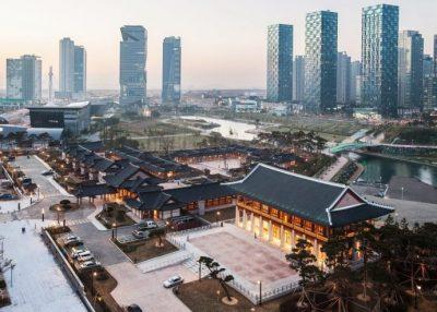 Songdo e1510534145569 - Songdo, la ciudad sin autos diseñada en Corea del Sur