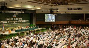 onu conferencia cambio climatico e 300x165 - Cambio climático: la ciudadanía debe seguir presionando