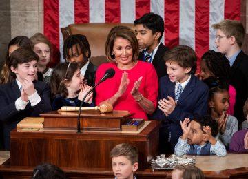 000553789W 360x260 - Liderazgo demócrata en la Cámara complica últimos dos años de Trump