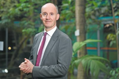 """25vivir notaph01 20190124031247 - """"En las ciudades se deben sembrar árboles, no talarlos"""": director del jardín botánico de Londres"""