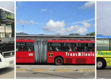 592432 1 360x260 - A diferencia de Bogotá, en Cali y Medellín sí se montaron al bus eléctrico