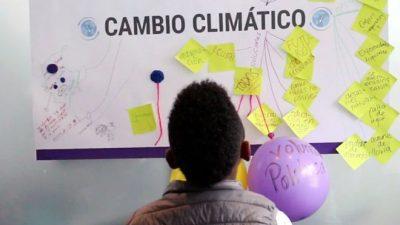 99818779 acxanduque2 accionante - Los niños y jóvenes colombianos que presentaron la primera demanda de América Latina contra un Estado exigiendo que les garanticen un futuro sin tragedias ambientales