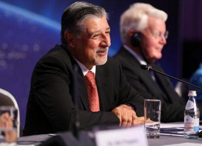 adnan z amin irena - Energías Renovables facilitarán la Independencia Energética
