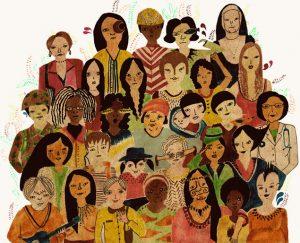 colombianas img 2 300x243 - Marcela Ascencio y el proyecto para apostarle a la resistencia femenina