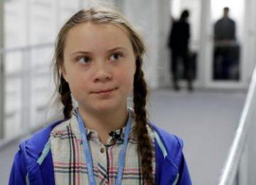 greta thunberg activista climatica sueca 360x260 - Joven sueca llama inmaduros a líderes mundiales por no actuar contra el cambio climático
