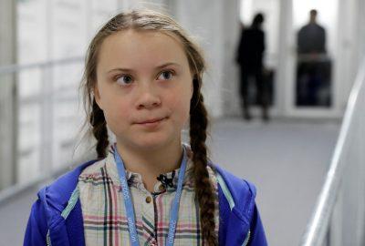greta thunberg activista climatica sueca - Joven sueca llama inmaduros a líderes mundiales por no actuar contra el cambio climático