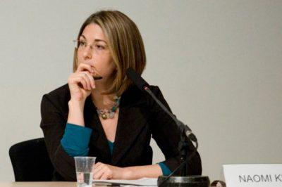 """naomi klein - Naomi Klein: """"Los políticos son el gran obstáculo ante el cambio climático"""""""