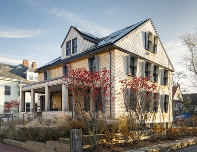 snohetta harvard house zero disup 6 - La Casa 'Cero' Emisiones De Carbono Que Diseñó Harvard