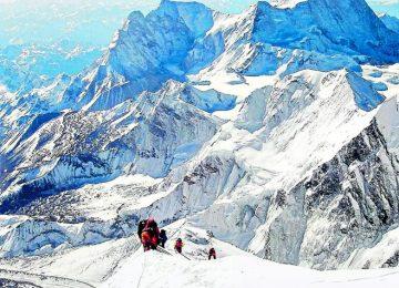 5c588a92034be 360x260 - La mitad de los glaciares en el Himalaya podría desaparecer
