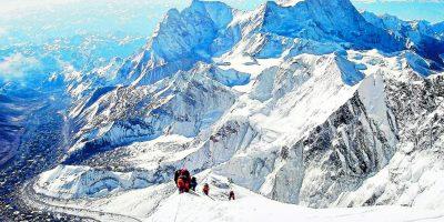 5c588a92034be - La mitad de los glaciares en el Himalaya podría desaparecer