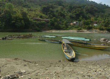 rio cauca 6 0 360x260 - Hidroituango: las consecuencias que deja el cierre de la última compuerta. Informe de El Espectador//YouTube.//Foto:Luis Benavides