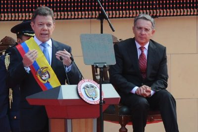 24 docu not1 DrupalMainImage imagevar 172062 20190322111930 - Santos revela hasta cuándo se aguantó a Uribe para negociar la paz