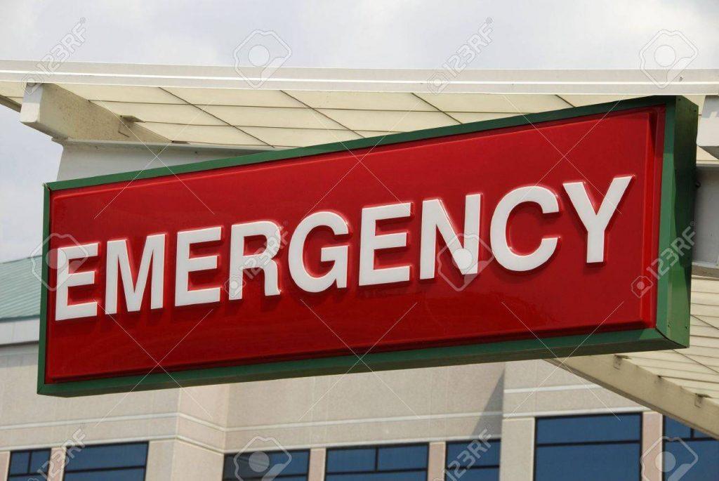3438466 emergencia signo más de una sala de emergencias del hospital entrada  1024x685 - Desde La Mojana piden parar el proyecto de Hidroituango