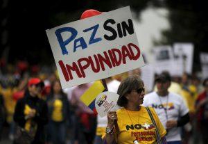 579acb04c46188ea6d8b4574 300x207 - Nuevas marchas por la paz este lunes en Colombia